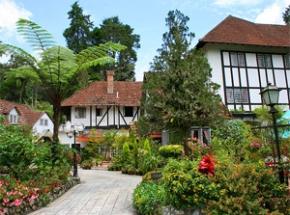 sfeervol koloniaal hotel Maleisië Cameron Highlands