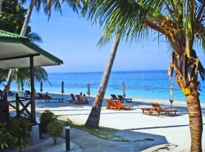 strand bij resort maleisie