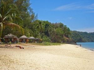 strand Maleisië Langkawi