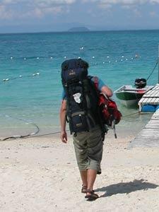 tioman beach maleisie