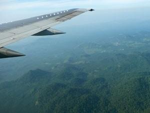 vliegen borneo maleisie
