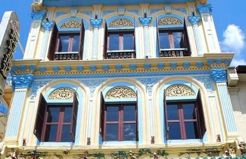 voorkant hotel malacca