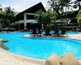 zwembad comfort kotakinabalu maleisie
