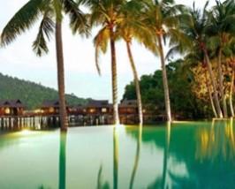 zwembad upgrade hotel maleisie