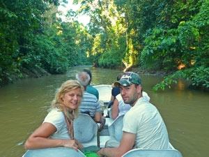 dieren spotten Maleisië Borneo reizen