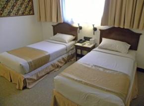 eenvoudig geel kamer maleisie