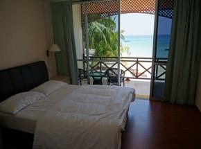 eenvoudig uitzicht strand maleisie