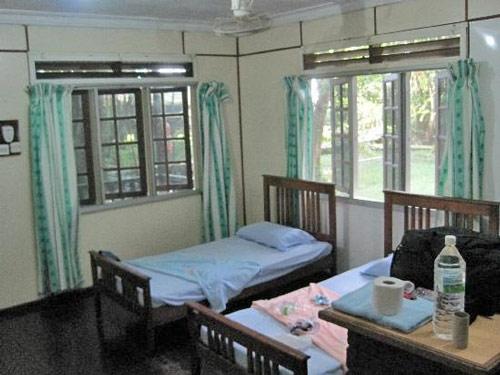 eenvoudige kamer bako maleisie