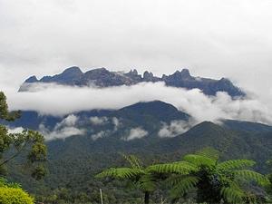 Klimmen naar Kinabalu
