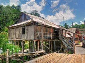 huis palen maleisie