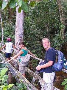 Jungletrekking Bako National Park
