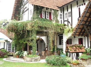 karakter hotel groen maleisie