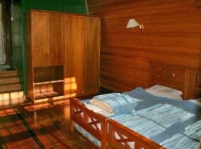karakter houten kamer maleisie