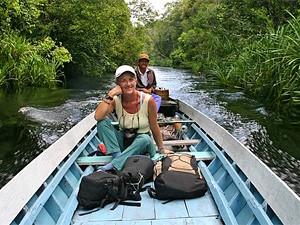 Kinabatangan reizen Borneo