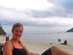 strand westkust maleisie
