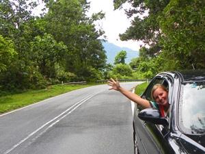 onderweg cameron highlands maleisie