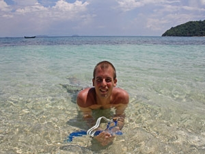 snorkellen pulau perhentian maleisie