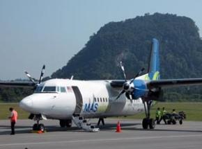 vliegen naar sarawak borneo