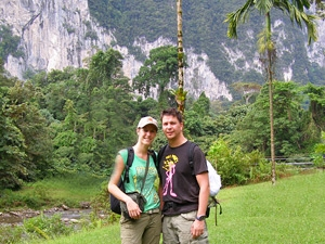 wandeling Borneo vakantie