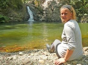 waterval jungle borneo maleisie