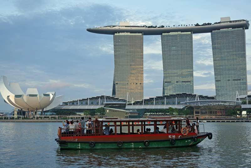 Maleisië reis - Singapore