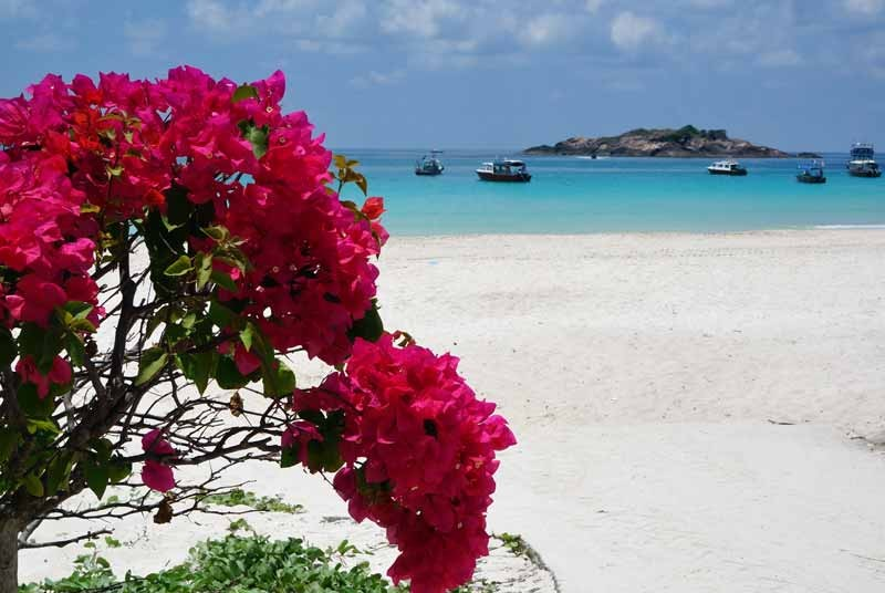 Rondreizen Maleisië - strand