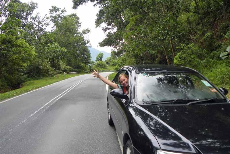 Selfdrive Maleisië vakantie
