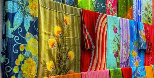 Batik doeken - Maleisie