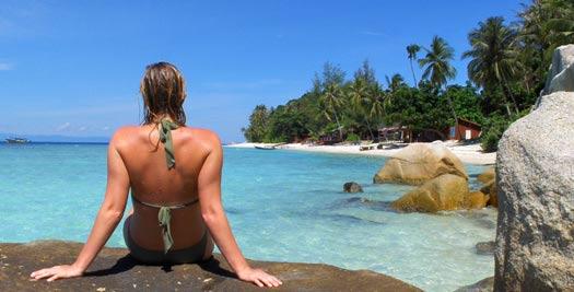 Rondreis Maleisie - eilanden