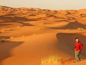 Marokko reizen - woestijn