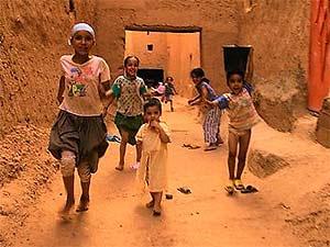 marokko kids kasbah