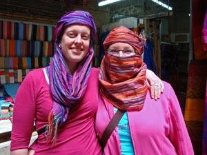 kleding marokkoreis