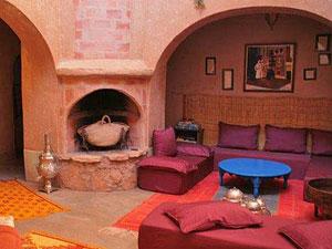 marokko overnachten ait benh