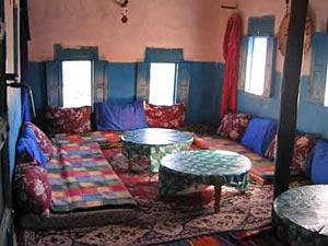 marokko overnachten berbers