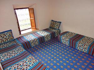 marokko overnachten berghut