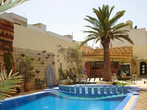 overnachten marokko agadir