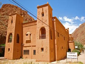 overnachten marokko dades