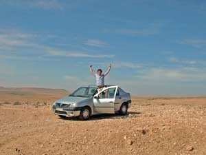 reizen in Marokko - huurauto