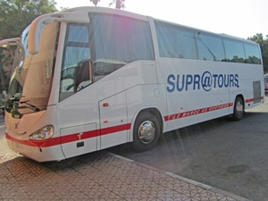 marokko reizen lijnbus