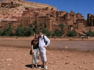 kasbah Marokko Dades vallei
