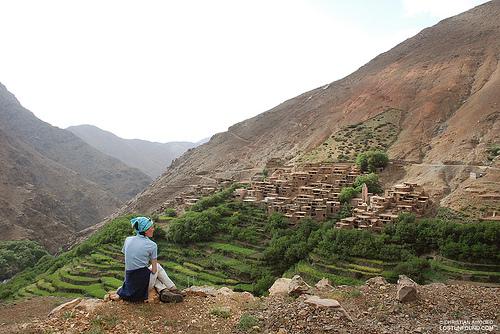 reizen marokko atlastocht