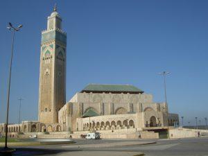 Casablanca moskee