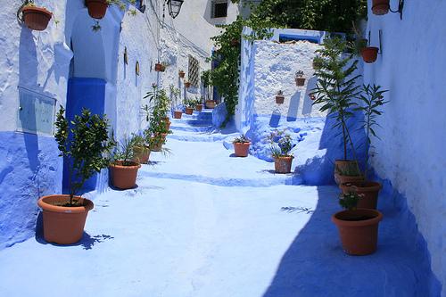 Chefchaoen Marokko reizen