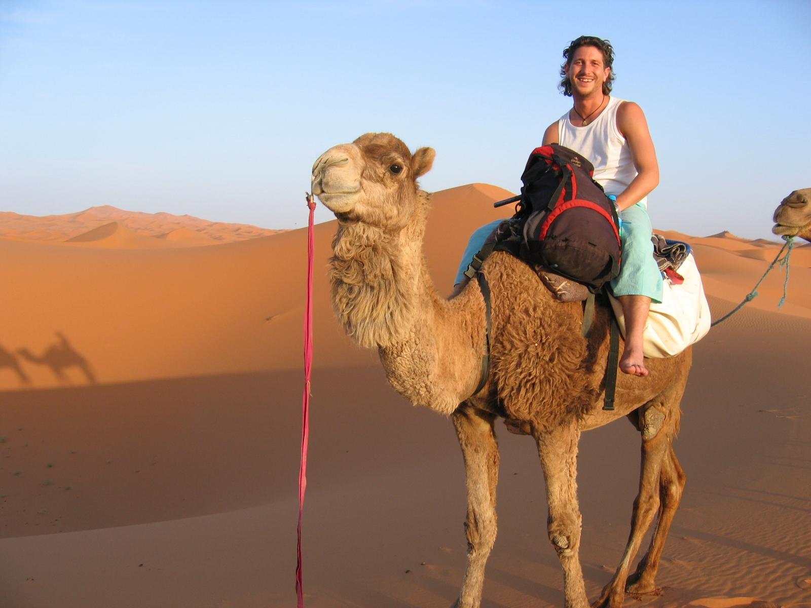 kamelentocht Marokko reizen