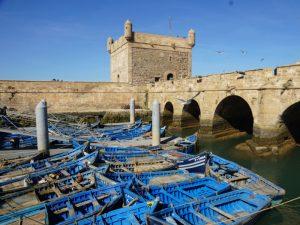 Essaouira boten