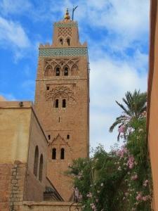 Marrakech-moskee