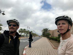 Fietsen Marrakech