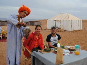 Mhamid woestijn