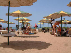 Lekker luieren in Agadir