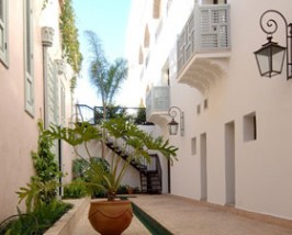 marokko agadir buiten riad